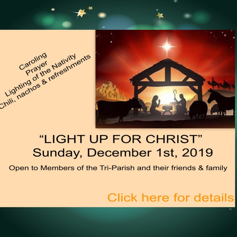 Light Up for Christ