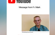 Video Message from Fr. Mark